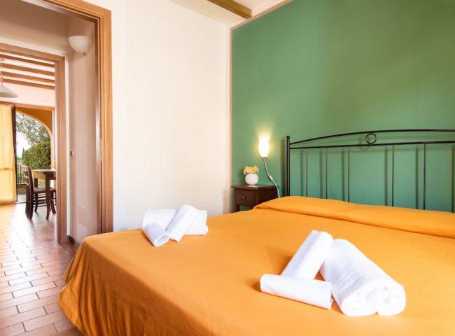 residence in toscana con piscina - Le Corti di Montepitti