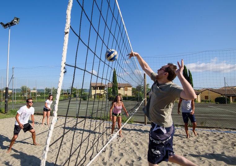 Residence Toscana per Sportivi - Le Corti di Montepitti