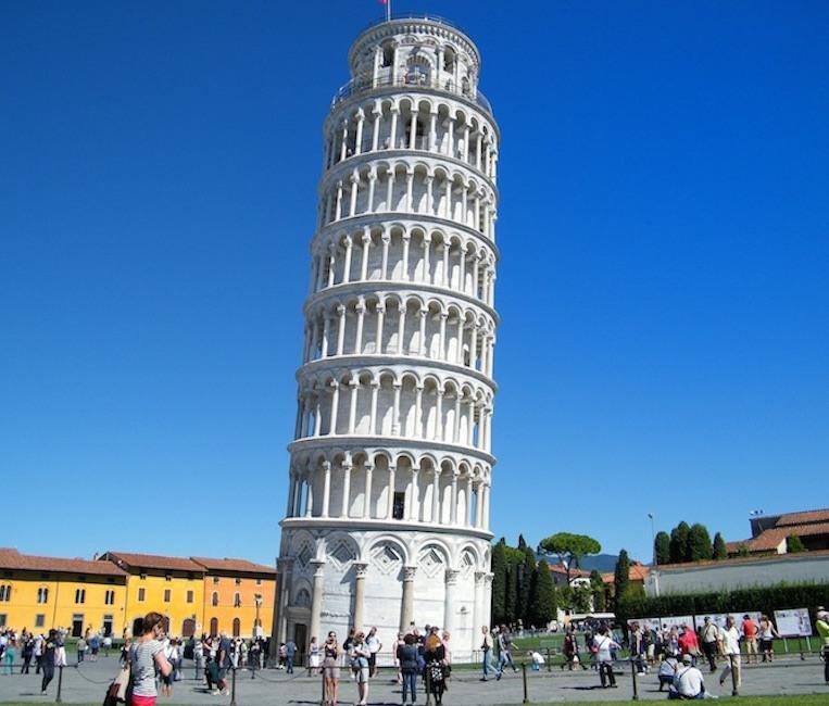 Escursioni a Pisa - Le Corti di Montepitti
