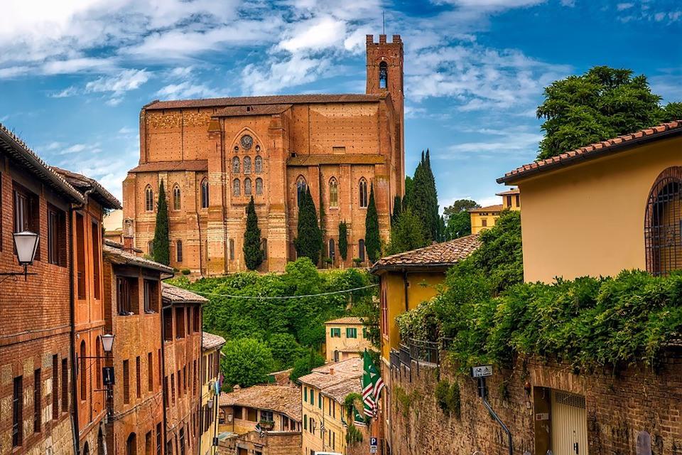 Escursioni a Siena - Le Corti di Montepitti
