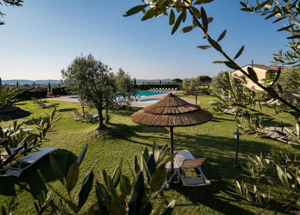 Vacanza Relax In Toscana Mare - Le Corti di Montepitti