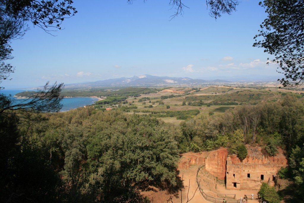 Pfingsten an der Etrusker Küste