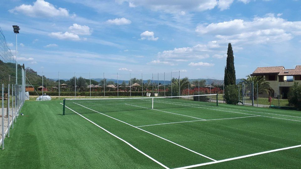 Vacanze Tennis in Toscana - Le Corti di Montepitti
